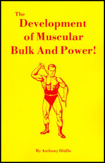 The Development of Muscular Bulk and Power